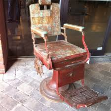 Paidar Barber Chair Hydraulic Fluid by Italian Vintage Barber Chair Barber Shop Vintage And Barbershop