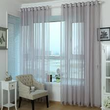 Grey And Purple Living Room Curtains by Unique And Simple Home Grey Purple Sheer Curtain Sheer Curtains