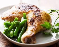 cuisiner poulet au four recette poulet au four