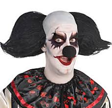 Halloween City Richmond Ky by Clown Costume Accessories Clown Wigs Noses U0026 Shoes Party City