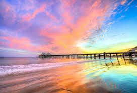 Pier Beach California IPhone 6