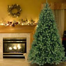 8 Ft Pre Lit Christmas Tree Amazon Trees Artificial The 1
