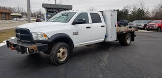 100 Lifted Trucks For Sale In Washington DODGE Flatbed