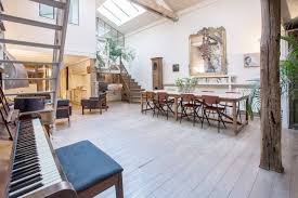 100 Paris Lofts Little House In Loft Canal For Rent In