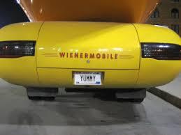 100 Oscar Meyer Weiner Truck Wienermobile