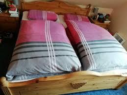 schlafzimmer massivholz kiefer gelaugt geölt