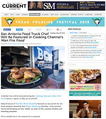 San Antonio Food Truck Chef Will Be Featured In Cooking Channel's ...
