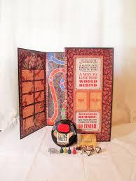 Jumanji The Game Vintage Board 1995 Milton Bradley Movie