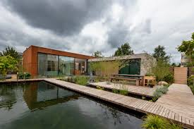 100 Eco Home Studio This Villa In Utrecht Produces All Of Its Own Energy