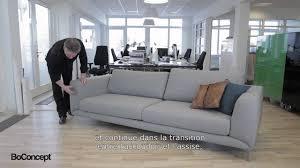 canape bo concept boconcept fargo sofa designed by anders nørgaard