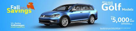 Volkswagen Dealership Spartanburg SC   Vic Bailey VW   Greer And ...