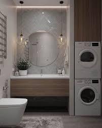 40 ideen wie die waschmaschine im bad unterbringen kann