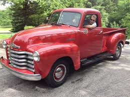 100 1951 Chevy Truck My 3100 Farm Truck Little Betty Classiccars