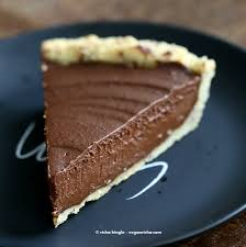 Pumpkin Pie With Gingersnap Crust by Vegan Chocolate Pumpkin Pie With Almond Crust Vegan Richa