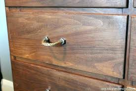 Rope Cabinet Pulls Astonishing Drawer Dining Room Twisted Jute Ca
