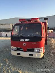 DongFeng -mini-fire-fighting-truck_waste Trucks Year Of Mnftr: 2015 ...