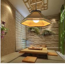 100 Tea House Design US 8388 Bamboo Pendant Lights Restaurant Japanese Tea House Restaurant Lamp Modern Pendant Lamp Bamboo Lamp Bar Cafe Lighting Droplightin Pendant