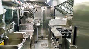 100 Food Truck Equipment For Sale Interior View Of All The Brand New Stainless Steel Cooking