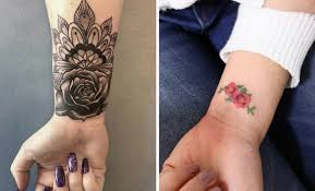 21 Stylish Wrist Tattoo Ideas For Women