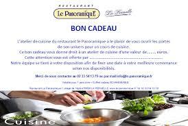 carte cadeau cours de cuisine offrir un cours de cuisine en normandie proche de cherbourg dans