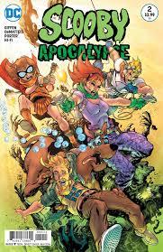 Scooby Apocalypse 2 Comic Books DC
