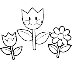 Spring Themed Coloring Pages Color Printable