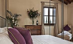 Modern Tuscan Interior Design La Corte Villa