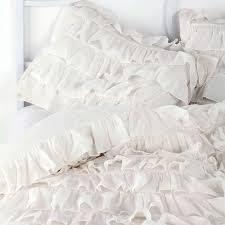 Lush Decor Belle 4 Piece Comforter Set by Ruffle Comforter Twin Sohoteis Decoration