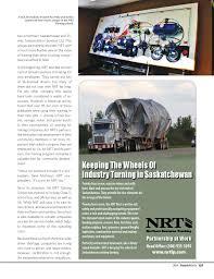 100 Nrt Trucking Potashworks 2014 Web By DEL Communications Inc Issuu