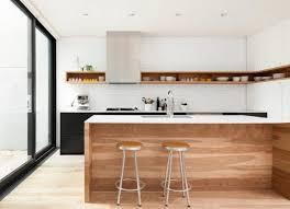 cuisine minimaliste étagères ouvertes dans la cuisine 53 idées photos future
