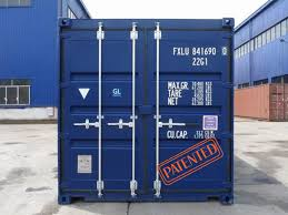 100 Shipping Containers 40 20 High Cube Double Door
