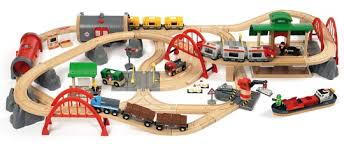 Tidmouth Sheds Deluxe Set by Big Ticket Train Gifts For Kids