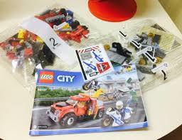 100 Lego City Tow Truck Product Review LEGO Police Trouble Mommys Day Out