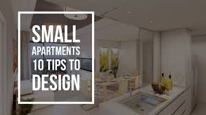 100 Interior Design Tips For Small Spaces Apartments 10 Ideas YouTube