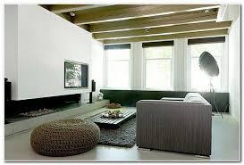 bilder kleines wohnzimmer einrichten minimalistisch beige