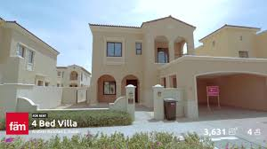 3 Or 4 Bedroom Houses For Rent by 4 Bedroom Type 3 Villa For Rent At Lila Arabian Ranches Phase 2
