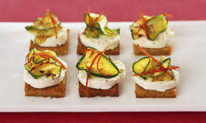 m and s canapes finger food lessons tes teach