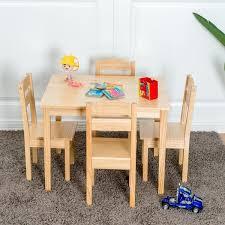 Wooden Kids Table – Genart.co