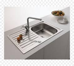 franke küchen spüle edelstahl waschbecken png