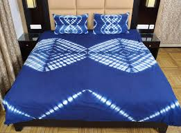 Blue Tie Dye Bedding by Trade Star Exports Duvet Covers