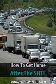 How To Get Home After The SHTF Survival HacksUrban SurvivalSurvival PreppingEmergency