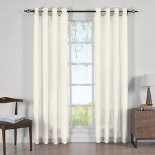 Sheer Curtain Panels 108 Inches by Bombay Garrison 108
