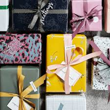 The Chicest Gift Wrap This Holiday Season Architectural Digest
