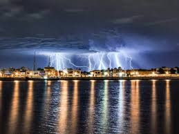 The City I Live In Adelaide South Australia Had A Pretty Awesome Lightning Storm Few Days Ago Have Look At Photos