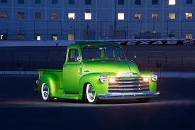 Hot Rod Fever: The Brunk Family 1952 Chevy Pickup - Game Leaks