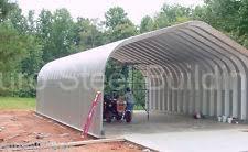 10x20 Metal Storage Shed by Metal Carport Storage Sheds Ebay