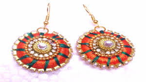 How To Make A Designer Silk Thread Earrings - CHECKERED STYLE ... How To Make Pearl Bridal Necklace With Silk Thread Jhumkas Quiled Paper Jhumka Indian Earrings Diy 36 Fun Jewelry Ideas Projects For Teens To Make Pearls Designer Jewellery Simple Yet Elegant Saree Kuchu Design At Home How Designer Earrings Home Simple And Double Coloured 3 Step Jhumkas In A Very Easy Silk Earring Bridal Art Creativity 128 Jhumka Multi Coloured Pom Poms Earring Making Jewellery Owl Holder Diy Frame With