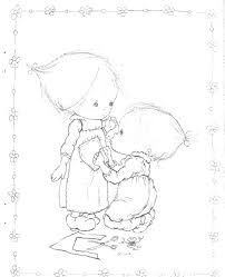 Betsey Clark Coloring Pages