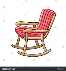 Red Rocking Chair Stock Vector (Royalty Free) 375017017 Patio Chairs Colorful Rocking Along A Covered Breezeway At Resort Eames Chair Rar Red Jack Post Childrens Rocker Amazoncom Henryy Rocking Chair Lazy Lunch Small Childs Isolated Stock Photo Image By Billiani In Lacquered Wood Chairs Oknwscom Midcentury Modern Charles For Herman Miller Design Form Oak