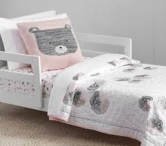 Organic Yvette Toddler Quilt